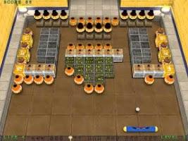 Screenshot of Arkanoid  info. (Tablet)