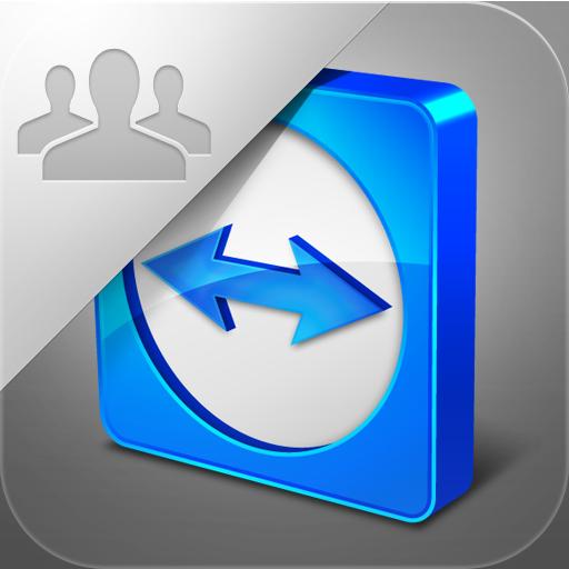 TeamViewer會議版本 生產應用 App LOGO-APP試玩