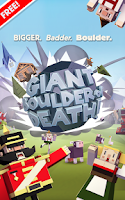 Screenshot of Giant Boulder of Death