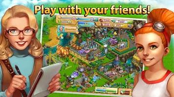 Screenshot of The Big Farm Theory