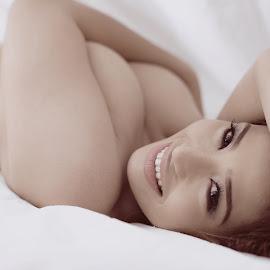 Sexy Sheets by Jon Batario - Nudes & Boudoir Boudoir ( girls, boudoir photography, sexy, nude, boudoir, sensuality, women, nudes, sensual, asian )