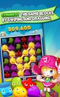 Screenshot of Jelly Dash