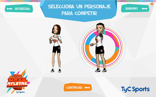 【免費體育競技App】Super Atletas-APP點子