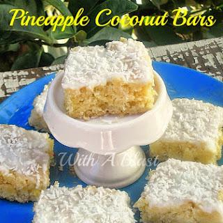 White Chocolate Coconut Bars Recipes