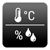 Temperature / Humidity Widget