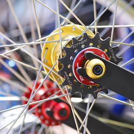 by Thomas Traw - Transportation Bicycles