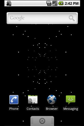 Starfield Wallpaper