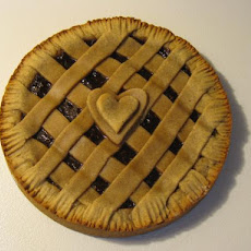 Linzer Torte (Wheat Free, No Refined Sugar)