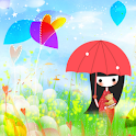 Red Shelter LWP full icon
