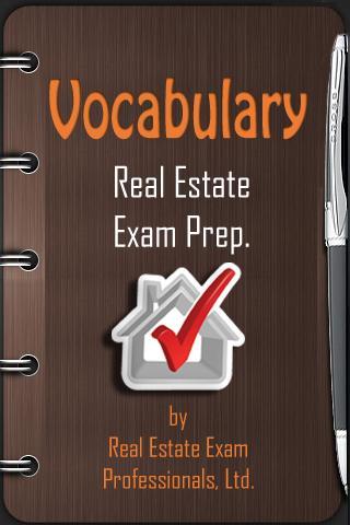 Real Estate Vocabulary Review