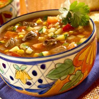 Ancho Soup Recipes