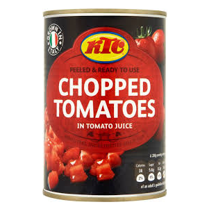 KTC Chopped
