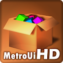 Metro Ui HD Widget Tile icon