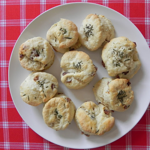 Fig & Rosemary Scones