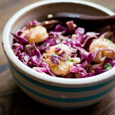 Chipotle Shrimp Coleslaw
