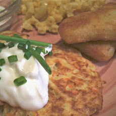 Potato Pancake Appetizers