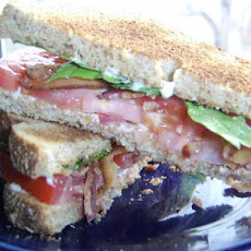 BLT With Caesar Mayo