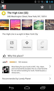 New York Smart Travel Guide - screenshot