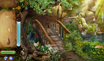 Screenshot of Hidden Object - Halflings FREE