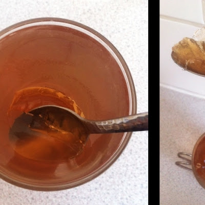 Tea Flavoured Jelly