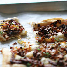 Onion Thyme Tart Recipe