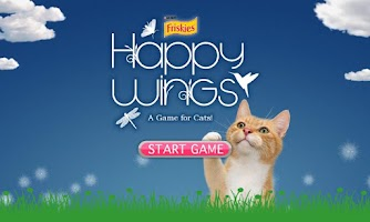 Screenshot of Friskies® Happy Wings