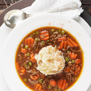 Shepherd's Pie Soup