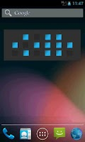 Screenshot of Binary Clock ES