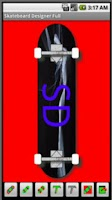 Screenshot of Skateboard Designer Free