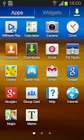 Screenshot of Helvetica Neue FlipFont