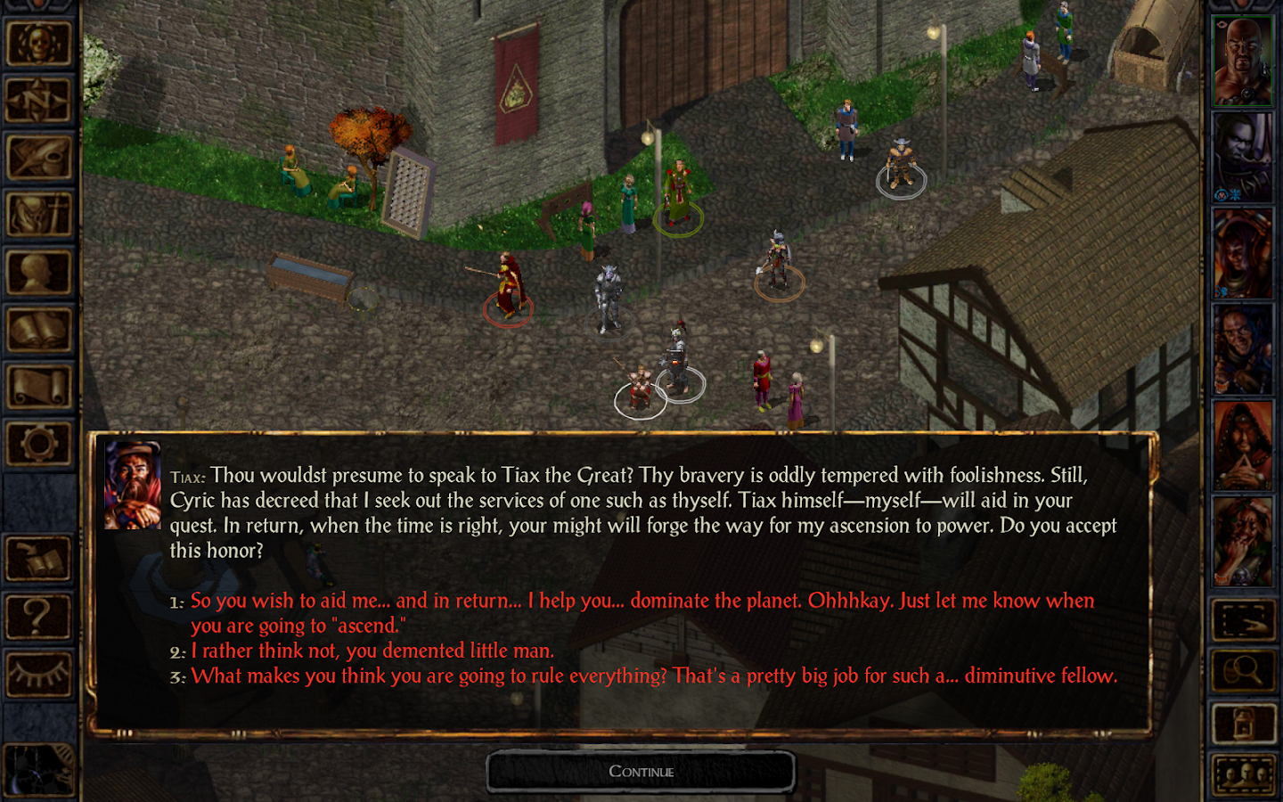 Baldur's Gate Enhanced Edition Screenshot 11