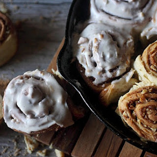 Cinnamon Walnut Sticky Buns Recipes