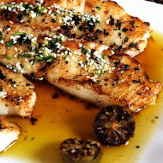 Grilled Bass Recipe