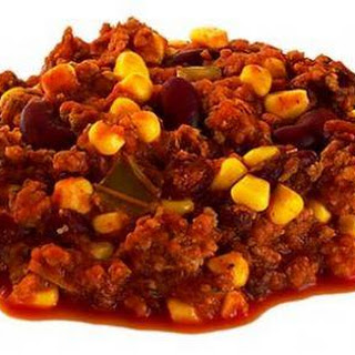 Mike Kruis chili con carne