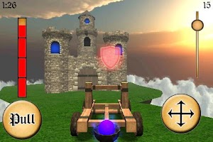 Screenshot of Sky Catapult 3D