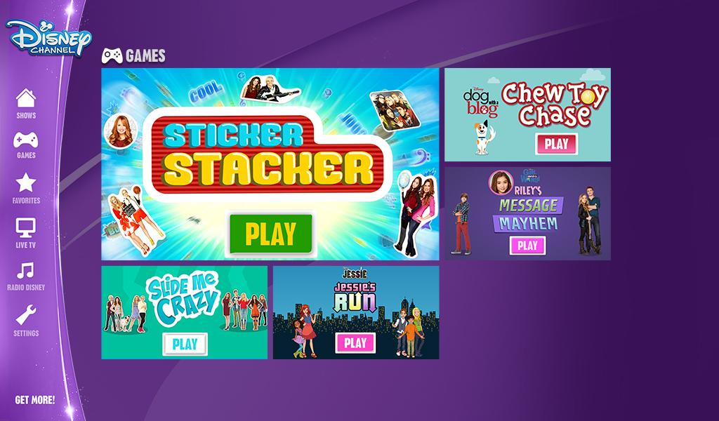 Disney Channel  - Watch & Play Screenshot 5