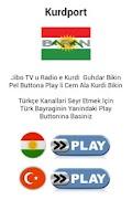 Screenshot of Kurd TV