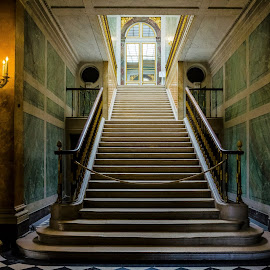 Versailles stairs by Alexandru Pop - Buildings & Architecture Architectural Detail