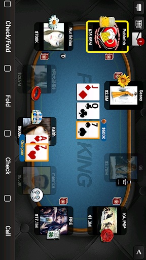 Texas Holdem Poker-Poker KinG - screenshot