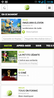 Screenshot of Gulli – l'appli des enfants
