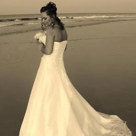 the bride by Beth Klein Harding - Wedding Bride (  )