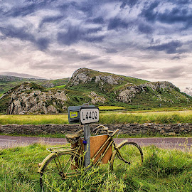 The Bike by Alessandro Scacchetti - Landscapes Travel