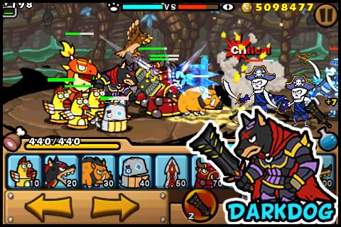 Paladog - screenshot