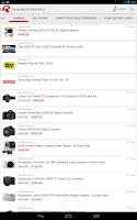 Screenshot of RedFlagDeals (RFD) - Official