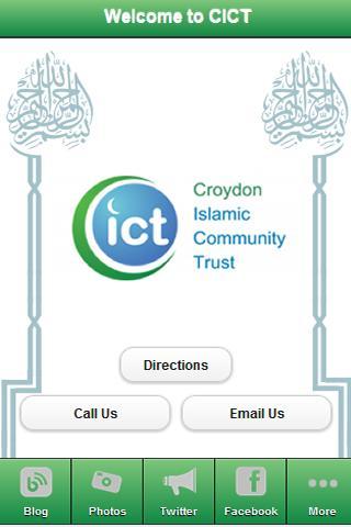 Croydon Islamic CommunityTrust