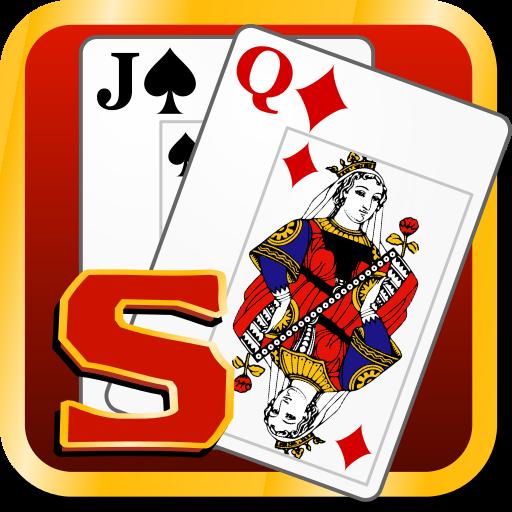 纸牌のSpideretteソリティアHD LOGO-記事Game