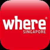 Where Singapore APK for Bluestacks