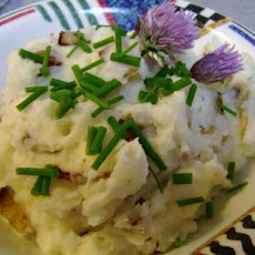 Irish Mashed Potatoes