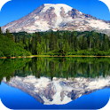 Mount Rainier Live Wallpaper icon