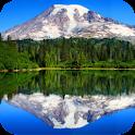 Mount Rainier Live Wallpaper icon